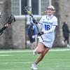 Hamilton College midfielder Tessa Ryan (16)<br /> <br /> 4/14/18 1:26:34 PM Women's Lacrosse: Connecticut College vs Hamilton College, at Steuben Field, Hamilton College, Clinton, NY <br /> <br /> Final:  Connecticut 8    Hamilton 13<br /> <br /> Photo by Josh McKee
