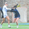 Hamilton College midfielder Courtney Pierre (24)<br /> <br /> 4/14/18 12:38:46 PM Women's Lacrosse: Connecticut College vs Hamilton College, at Steuben Field, Hamilton College, Clinton, NY <br /> <br /> Final:  Connecticut 8    Hamilton 13<br /> <br /> Photo by Josh McKee