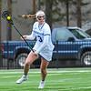 Hamilton College attacker Honor Gabriel (3)<br /> <br /> 4/14/18 12:09:24 PM Women's Lacrosse: Connecticut College vs Hamilton College, at Steuben Field, Hamilton College, Clinton, NY <br /> <br /> Final:  Connecticut 8    Hamilton 13<br /> <br /> Photo by Josh McKee