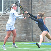Hamilton College attacker Honor Gabriel (3)<br /> <br /> 4/14/18 12:40:41 PM Women's Lacrosse: Connecticut College vs Hamilton College, at Steuben Field, Hamilton College, Clinton, NY <br /> <br /> Final:  Connecticut 8    Hamilton 13<br /> <br /> Photo by Josh McKee