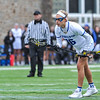 Hamilton College midfielder Tessa Ryan (16)<br /> <br /> 4/14/18 1:53:46 PM Women's Lacrosse: Connecticut College vs Hamilton College, at Steuben Field, Hamilton College, Clinton, NY <br /> <br /> Final:  Connecticut 8    Hamilton 13<br /> <br /> Photo by Josh McKee