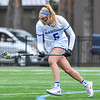 Hamilton College midfielder Kara Pooley (5)<br /> <br /> 4/14/18 1:47:54 PM Women's Lacrosse: Connecticut College vs Hamilton College, at Steuben Field, Hamilton College, Clinton, NY <br /> <br /> Final:  Connecticut 8    Hamilton 13<br /> <br /> Photo by Josh McKee