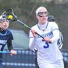 Hamilton College attacker Honor Gabriel (3)<br /> <br /> 4/14/18 1:20:34 PM Women's Lacrosse: Connecticut College vs Hamilton College, at Steuben Field, Hamilton College, Clinton, NY <br /> <br /> Final:  Connecticut 8    Hamilton 13<br /> <br /> Photo by Josh McKee