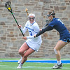Hamilton College attacker Honor Gabriel (3)<br /> <br /> 4/14/18 12:26:23 PM Women's Lacrosse: Connecticut College vs Hamilton College, at Steuben Field, Hamilton College, Clinton, NY <br /> <br /> Final:  Connecticut 8    Hamilton 13<br /> <br /> Photo by Josh McKee