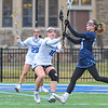 Hamilton College defender TT Fletcher (10)<br /> <br /> 4/14/18 1:43:55 PM Women's Lacrosse: Connecticut College vs Hamilton College, at Steuben Field, Hamilton College, Clinton, NY <br /> <br /> Final:  Connecticut 8    Hamilton 13<br /> <br /> Photo by Josh McKee