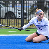Hamilton College midfielder Kara Pooley (5)<br /> <br /> 4/14/18 1:38:46 PM Women's Lacrosse: Connecticut College vs Hamilton College, at Steuben Field, Hamilton College, Clinton, NY <br /> <br /> Final:  Connecticut 8    Hamilton 13<br /> <br /> Photo by Josh McKee