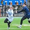 Hamilton College midfielder Darby Philbrick (13)<br /> <br /> 4/14/18 12:20:35 PM Women's Lacrosse: Connecticut College vs Hamilton College, at Steuben Field, Hamilton College, Clinton, NY <br /> <br /> Final:  Connecticut 8    Hamilton 13<br /> <br /> Photo by Josh McKee