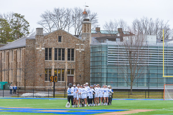 Team<br /> <br /> 4/14/18 12:03:33 PM Women's Lacrosse: Connecticut College vs Hamilton College, at Steuben Field, Hamilton College, Clinton, NY <br /> <br /> Final:  Connecticut 8    Hamilton 13<br /> <br /> Photo by Josh McKee