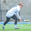 Hamilton College midfielder Sarah Kaiser (27)<br /> <br /> 4/14/18 12:40:09 PM Women's Lacrosse: Connecticut College vs Hamilton College, at Steuben Field, Hamilton College, Clinton, NY <br /> <br /> Final:  Connecticut 8    Hamilton 13<br /> <br /> Photo by Josh McKee
