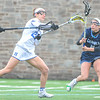 Hamilton College midfielder Courtney Pierre (24)<br /> <br /> 4/14/18 12:39:11 PM Women's Lacrosse: Connecticut College vs Hamilton College, at Steuben Field, Hamilton College, Clinton, NY <br /> <br /> Final:  Connecticut 8    Hamilton 13<br /> <br /> Photo by Josh McKee