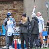 Assistant Coach, Team, Celebration<br /> <br /> 4/14/18 1:55:29 PM Women's Lacrosse: Connecticut College vs Hamilton College, at Steuben Field, Hamilton College, Clinton, NY <br /> <br /> Final:  Connecticut 8    Hamilton 13<br /> <br /> Photo by Josh McKee
