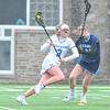 Hamilton College attacker Honor Gabriel (3)<br /> <br /> 4/14/18 12:38:31 PM Women's Lacrosse: Connecticut College vs Hamilton College, at Steuben Field, Hamilton College, Clinton, NY <br /> <br /> Final:  Connecticut 8    Hamilton 13<br /> <br /> Photo by Josh McKee