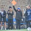 Assistant Coaches<br /> <br /> 4/14/18 1:14:55 PM Women's Lacrosse: Connecticut College vs Hamilton College, at Steuben Field, Hamilton College, Clinton, NY <br /> <br /> Final:  Connecticut 8    Hamilton 13<br /> <br /> Photo by Josh McKee
