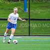 Hamilton College defender Cassie Hayward (5)<br /> <br /> 9/9/17 11:04:35 AM Women's Soccer: Bates College v Hamilton College, at Withiam Field, Hamilton College, Clinton, NY<br /> <br /> Final:  Bates 1  Hamilton 0<br /> <br /> Photo by Josh McKee