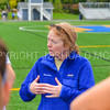 Coach<br /> <br /> 9/9/17 10:57:30 AM Women's Soccer: Bates College v Hamilton College, at Withiam Field, Hamilton College, Clinton, NY<br /> <br /> Final:  Bates 1  Hamilton 0<br /> <br /> Photo by Josh McKee