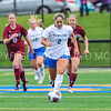 Hamilton College forward Cat Gambino (2)<br /> <br /> 9/9/17 11:08:36 AM Women's Soccer: Bates College v Hamilton College, at Withiam Field, Hamilton College, Clinton, NY<br /> <br /> Final:  Bates 1  Hamilton 0<br /> <br /> Photo by Josh McKee