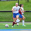 Hamilton College defender Cassie Hayward (5)<br /> <br /> 9/9/17 11:08:32 AM Women's Soccer: Bates College v Hamilton College, at Withiam Field, Hamilton College, Clinton, NY<br /> <br /> Final:  Bates 1  Hamilton 0<br /> <br /> Photo by Josh McKee