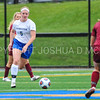 Hamilton College defender Cassie Hayward (5)<br /> <br /> 9/9/17 11:08:33 AM Women's Soccer: Bates College v Hamilton College, at Withiam Field, Hamilton College, Clinton, NY<br /> <br /> Final:  Bates 1  Hamilton 0<br /> <br /> Photo by Josh McKee