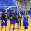 Team<br /> <br /> 1/7/18 2:01:02 PM Hamilton College Women's Basketball v Trinity College at Margaret Bundy Scott Field House, Hamilton College, Clinton, NY<br /> <br /> Final:  Trinity 66  Hamilton 68<br /> <br /> Photo by Josh McKee