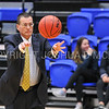 Hamilton College Assistant Coach Terry Mannion<br /> <br /> 1/7/18 1:49:38 PM Hamilton College Women's Basketball v Trinity College at Margaret Bundy Scott Field House, Hamilton College, Clinton, NY<br /> <br /> Final:  Trinity 66  Hamilton 68<br /> <br /> Photo by Josh McKee