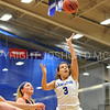 Hamilton College guard Samantha Srinivasan (3)<br /> <br /> 11/27/17 8:11:05 PM Women's Basketball: Utica College v Hamilton College at Margaret Bundy Scott Field House, Hamilton College, Clinton, NY<br /> <br /> Final:  Utica 40  Hamilton 52<br /> <br /> Photo by Josh McKee
