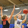 Hamilton College G/F Halie Serbent (32)<br /> <br /> 11/27/17 8:07:06 PM Women's Basketball: Utica College v Hamilton College at Margaret Bundy Scott Field House, Hamilton College, Clinton, NY<br /> <br /> Final:  Utica 40  Hamilton 52<br /> <br /> Photo by Josh McKee