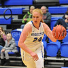 Hamilton College forward Lauren Getman (24)<br /> <br /> 11/27/17 8:09:59 PM Women's Basketball: Utica College v Hamilton College at Margaret Bundy Scott Field House, Hamilton College, Clinton, NY<br /> <br /> Final:  Utica 40  Hamilton 52<br /> <br /> Photo by Josh McKee
