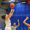 Hamilton College guard Kendall Rallins (10)<br /> <br /> 11/27/17 8:09:00 PM Women's Basketball: Utica College v Hamilton College at Margaret Bundy Scott Field House, Hamilton College, Clinton, NY<br /> <br /> Final:  Utica 40  Hamilton 52<br /> <br /> Photo by Josh McKee
