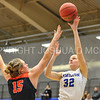 Hamilton College G/F Halie Serbent (32)<br /> <br /> 11/27/17 8:07:07 PM Women's Basketball: Utica College v Hamilton College at Margaret Bundy Scott Field House, Hamilton College, Clinton, NY<br /> <br /> Final:  Utica 40  Hamilton 52<br /> <br /> Photo by Josh McKee