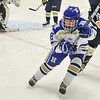 Hamilton College forward Kate Piacenza (18)<br /> <br /> 1/13/18 3:06:31 PM Women's Hockey:  Trinity College v Hamilton College at Russell Sage Rink, Hamilton College, Clinton, NY<br /> <br /> Final: Trinity 0   Hamilton 1 (OT)<br /> <br /> Photo by Josh McKee