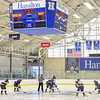 Russell Sage Rink, Team<br /> <br /> 1/13/18 3:02:12 PM Women's Hockey:  Trinity College v Hamilton College at Russell Sage Rink, Hamilton College, Clinton, NY<br /> <br /> Final: Trinity 0   Hamilton 1 (OT)<br /> <br /> Photo by Josh McKee