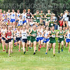 9/8/18 11:39:07 AM Cross Country: Hamilton College 2018 Short Course Meet, Hamilton College, Clinton, NY<br /> <br /> Photo by Josh McKee