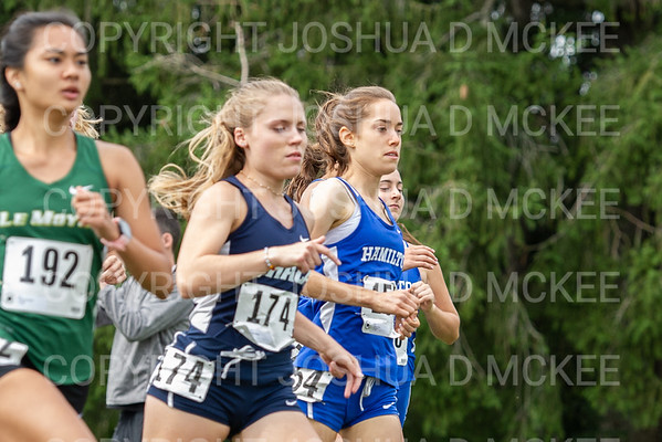 9/8/18 11:05:13 AM Cross Country: Hamilton College 2018 Short Course Meet, Hamilton College, Clinton, NY<br /> <br /> Photo by Josh McKee