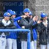 Team, Celebration<br /> <br /> 3/14/19 4:25:35 PM Baseball: Southern Vermont v Hamilton College at Loop Road Baseball/Softball Complex, Hamilton College, Clinton, NY<br /> <br /> Final: Southern Vermont 3   Hamilton 5<br /> <br /> Photo by Josh McKee