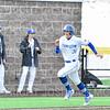Hamilton College catcher Craig Sandford (30)<br /> <br /> 3/14/19 4:25:29 PM Baseball: Southern Vermont v Hamilton College at Loop Road Baseball/Softball Complex, Hamilton College, Clinton, NY<br /> <br /> Final: Southern Vermont 3   Hamilton 5<br /> <br /> Photo by Josh McKee