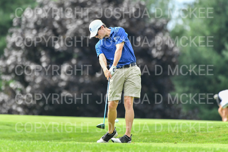 9/1/18 2:38:35 PM Hamilton College 2018 Golf Invitational at Yahnundasis Golf Club, New Hartford, NY<br /> <br /> Photo by Josh McKee