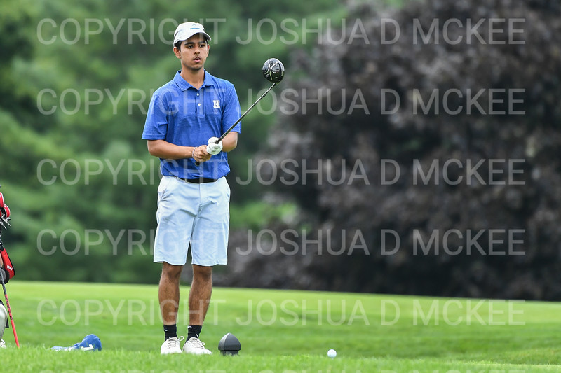 9/1/18 1:42:55 PM Hamilton College 2018 Golf Invitational at Yahnundasis Golf Club, New Hartford, NY<br /> <br /> Photo by Josh McKee