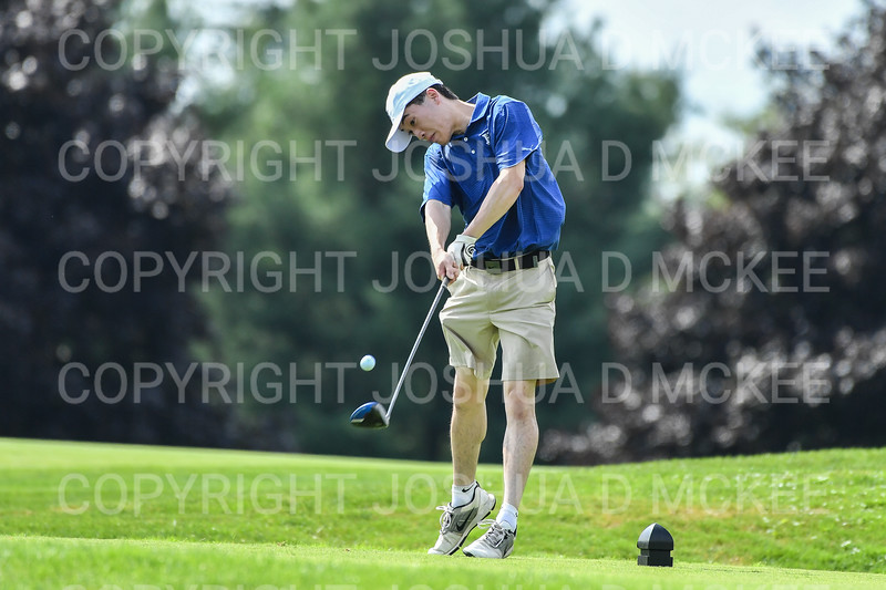 9/1/18 3:21:09 PM Hamilton College 2018 Golf Invitational at Yahnundasis Golf Club, New Hartford, NY<br /> <br /> Photo by Josh McKee