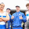 4/29/19 4:52:31 PM Hamilton College Rowing at the Rome Boathouse on the Erie Canal in Rome, NY<br /> <br /> Photo by Josh McKee