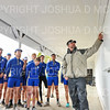4/29/19 4:46:22 PM Hamilton College Rowing at the Rome Boathouse on the Erie Canal in Rome, NY<br /> <br /> Photo by Josh McKee