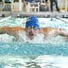 12/1/18 11:02:07 AM Swimming and Diving:  Hamilton College Invitational at Bristol Pool, Hamilton College, Clinton, NY <br /> <br /> Photo by Josh McKee