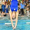 12/1/18 10:13:41 AM Swimming and Diving:  Hamilton College Invitational at Bristol Pool, Hamilton College, Clinton, NY <br /> <br /> Photo by Josh McKee