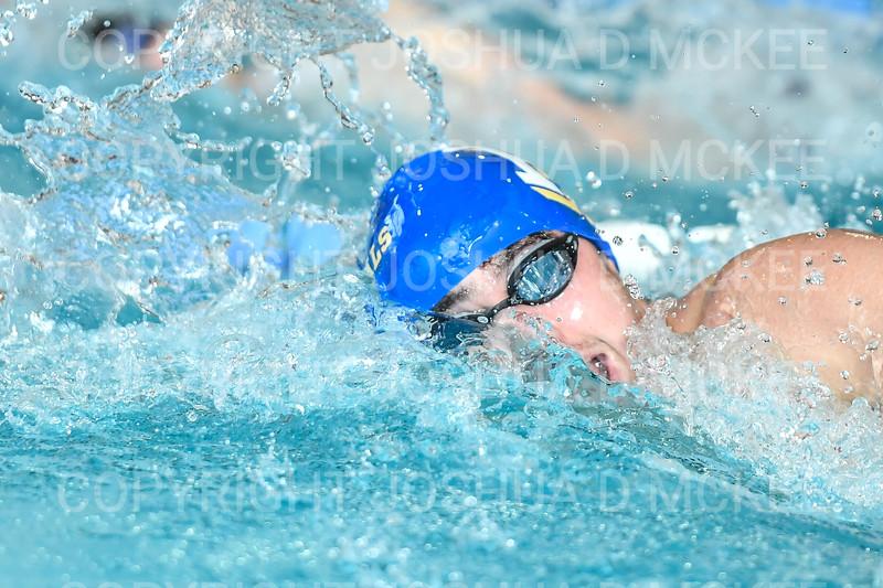12/1/18 12:01:48 PM Swimming and Diving:  Hamilton College Invitational at Bristol Pool, Hamilton College, Clinton, NY <br /> <br /> Photo by Josh McKee