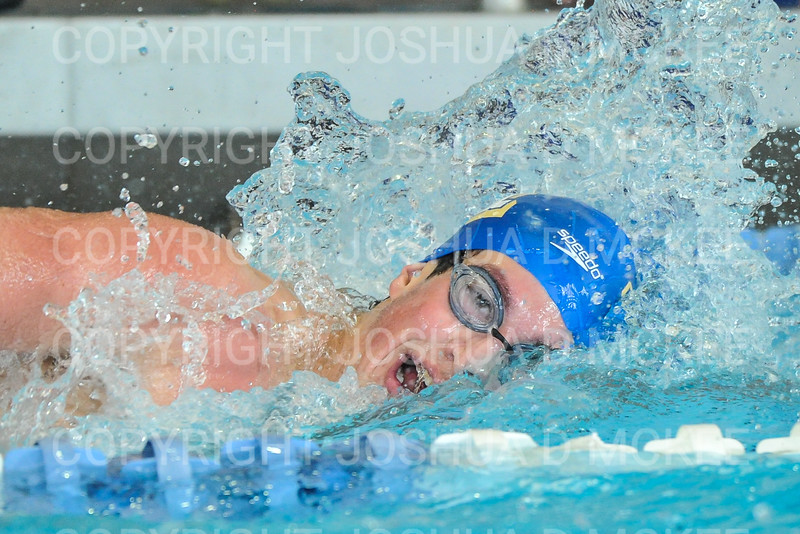 12/1/18 12:05:21 PM Swimming and Diving:  Hamilton College Invitational at Bristol Pool, Hamilton College, Clinton, NY <br /> <br /> Photo by Josh McKee