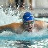 12/1/18 1:08:24 PM Swimming and Diving:  Hamilton College Invitational at Bristol Pool, Hamilton College, Clinton, NY <br /> <br /> Photo by Josh McKee