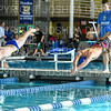 12/1/18 12:01:11 PM Swimming and Diving:  Hamilton College Invitational at Bristol Pool, Hamilton College, Clinton, NY <br /> <br /> Photo by Josh McKee