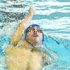 12/1/18 11:03:22 AM Swimming and Diving:  Hamilton College Invitational at Bristol Pool, Hamilton College, Clinton, NY <br /> <br /> Photo by Josh McKee