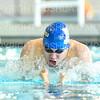 12/1/18 12:22:42 PM Swimming and Diving:  Hamilton College Invitational at Bristol Pool, Hamilton College, Clinton, NY <br /> <br /> Photo by Josh McKee