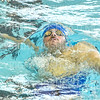 12/1/18 11:02:48 AM Swimming and Diving:  Hamilton College Invitational at Bristol Pool, Hamilton College, Clinton, NY <br /> <br /> Photo by Josh McKee