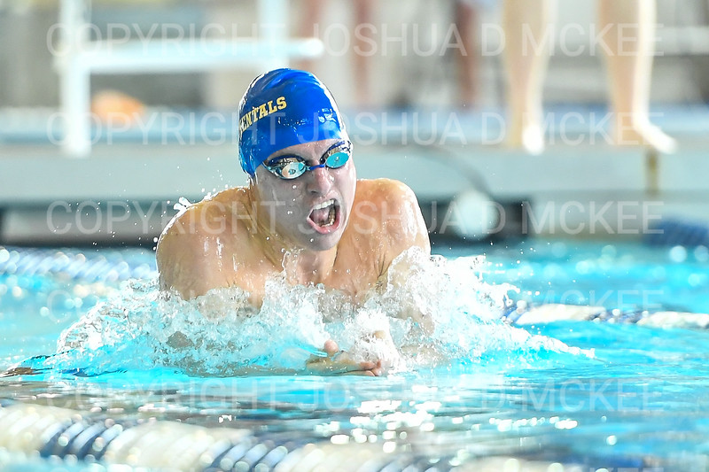 12/1/18 12:22:38 PM Swimming and Diving:  Hamilton College Invitational at Bristol Pool, Hamilton College, Clinton, NY <br /> <br /> Photo by Josh McKee